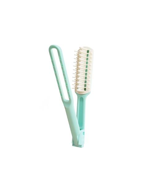 Hair Straightening Comb (Mint)