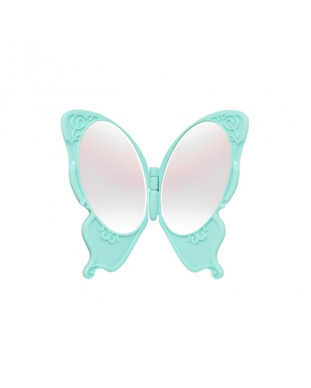 Butterfly Compact Mirror (Mint)