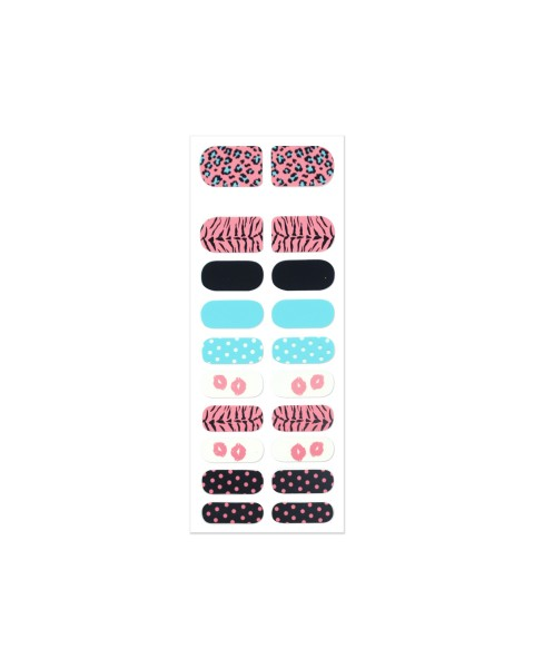 Nail Sticker - Leopard