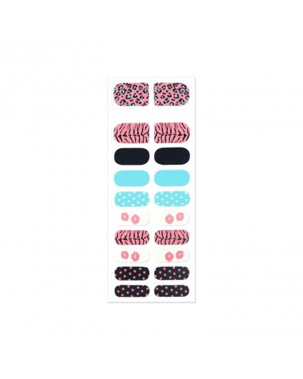 Nail Sticker - Leopard