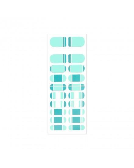 Nail Sticker - Still Green