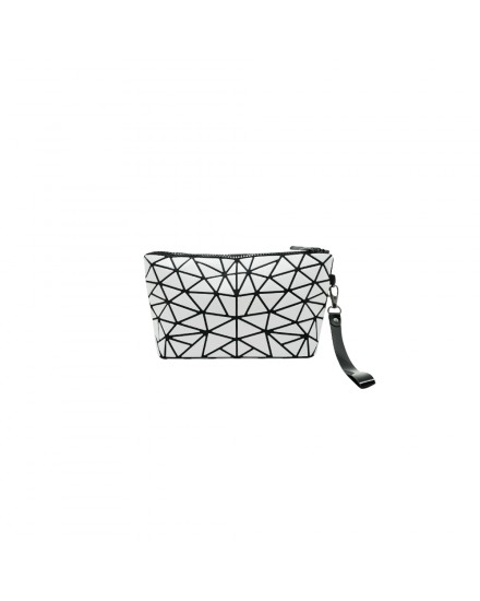 Beauty Pouch - Flat Cubic