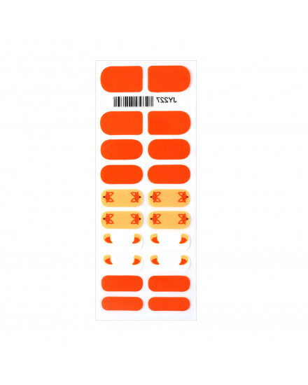 Nail Sticker - Foxie