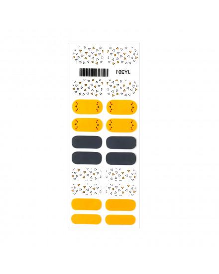 Nail Sticker - Chicken