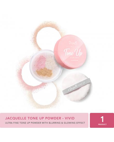 Jacquelle Tone Up Powder - Vivid