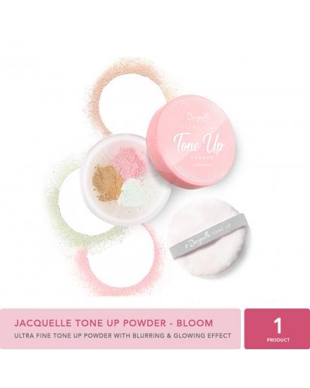Jacquelle Tone Up Powder - Bloom