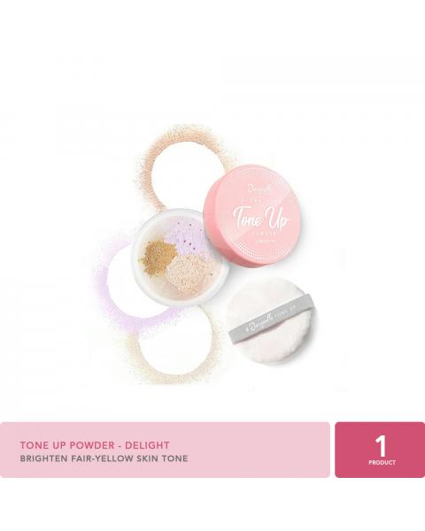 Jacquelle Tone Up Powder - Delight