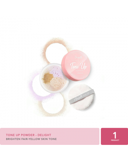 Jacquelle Tone Up Powder - Delight