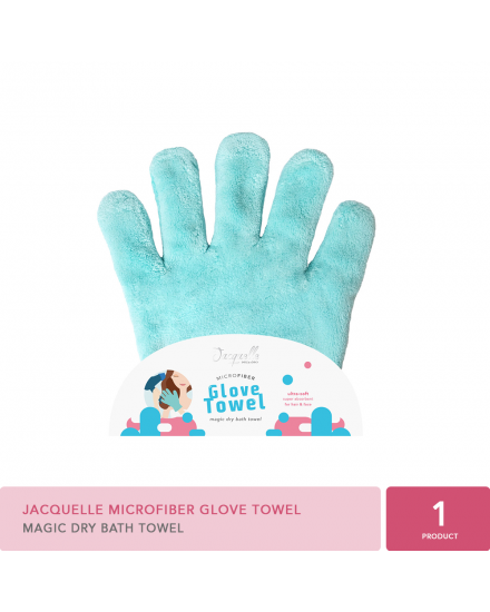 Microfiber Glove Towel (Mint)