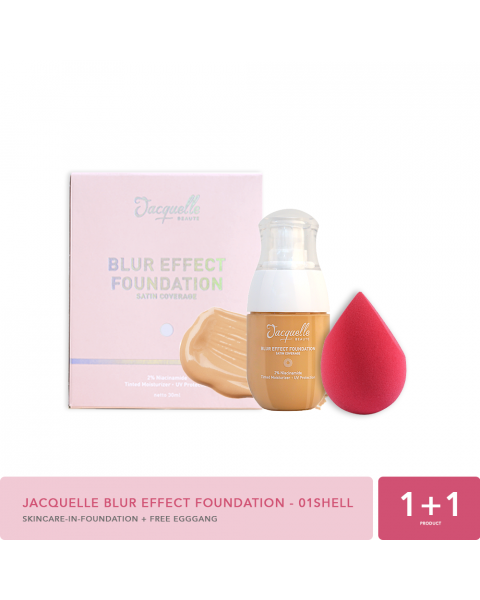 Blur Effect Foundation