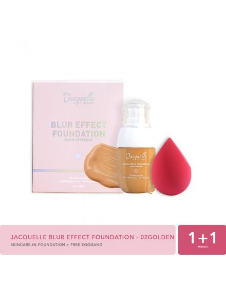 Blur Effect Foundation