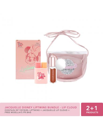 YOY by Jacquelle Liptwins Disney Edition - Limited Lipcloud Bundle