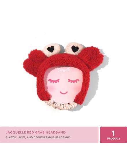 Red Crab Headband