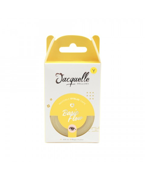 Invisible Eyelid Tape - Basic Flow Yellow