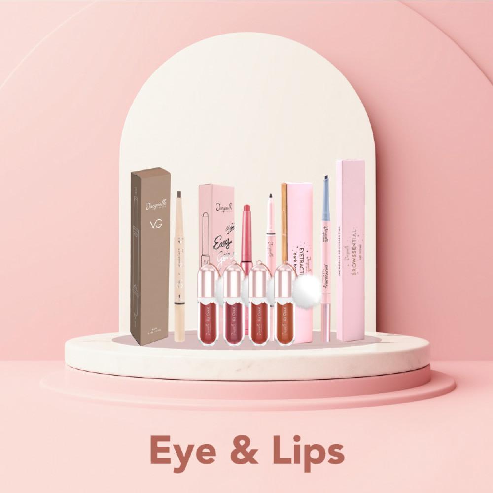 Eye & Lips
