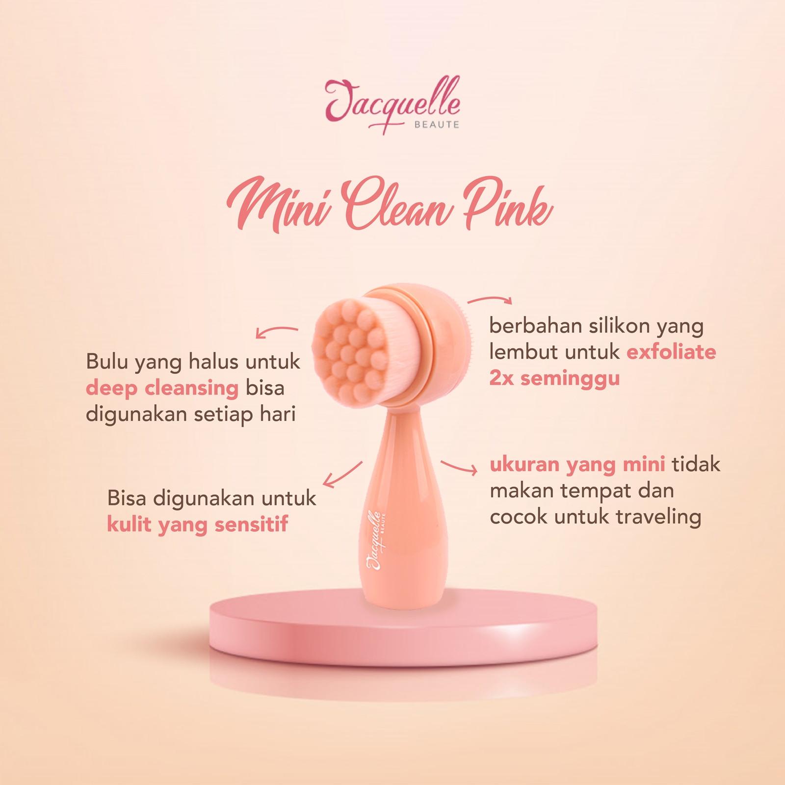 Mini Clean Pink